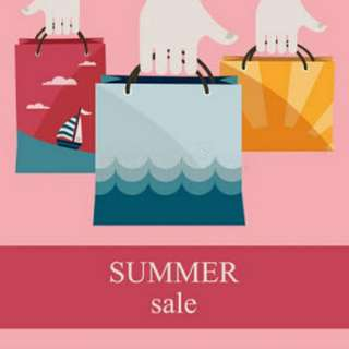 Summer sale preloved bags and wallets and more
