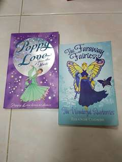 The Faraway Fairies and Poppy Love Bundle Set