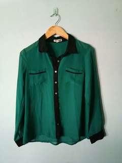 [nett price] Green top