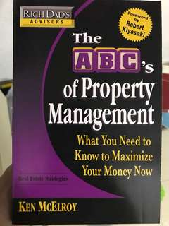 The ABC's of Property Management
