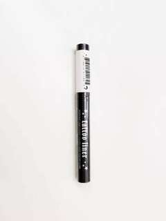 Brand New Sealed Kat Von D Tattoo Liner 車禍 眼線筆 0.2ml In Trooper