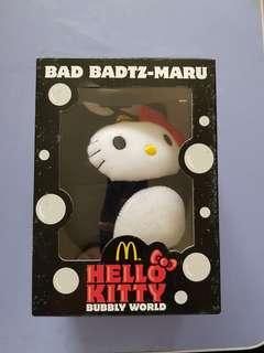 Hello Kitty Bubbly World bad badtz maru