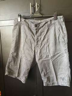 Rip Curl Checkered Shorts