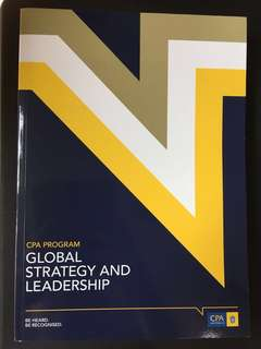 CPA Global Strategy and Leadership