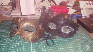 Masquarade mask #20under