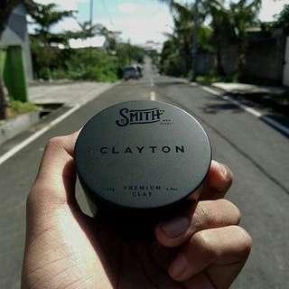 Smith calyton premium hair clay pomade matte