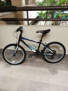 Child bicycle 5yo to 8yo - Polygon - 6 gears