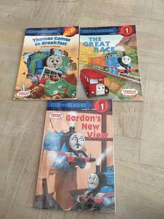 Thomas and Friends Step Into Reading (step 1)
