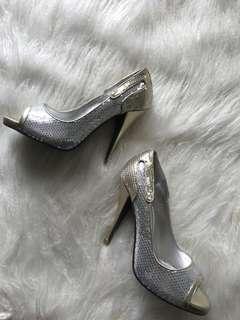 💕Peeptoe - Miss Acrobat Heels
