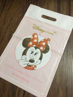 Disney Store Plastic Bag