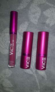 Vice Lippies