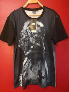Brand new Star Wars shirts
