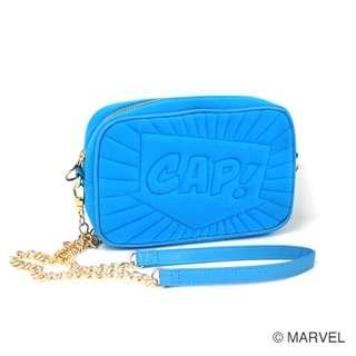 [PO] Accommode Disney Marvel Quilting Bag Captain American