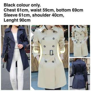 New coat with tag, for spring and autumn