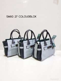 Coach Swagger 27 Colourblock