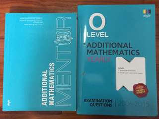 O Level TYS Additional Math
