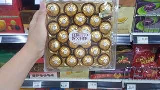 3 BOX FERRERO ROCHER CHOCOLATE 300 GRAM EACH DEAL PRICE