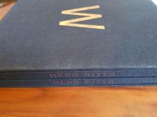 Herb Ritts: Men/Women .Collector item!