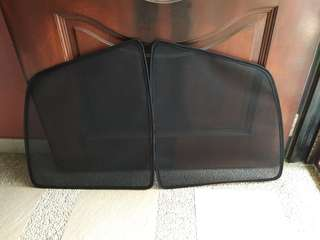 NV 200 Magnetic Sunshade & Visor