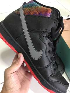 Nike DUNK high premium SB size 43 US9.5