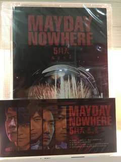 Mayday Nowhere DVD