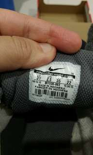 Brand New Nike shoes. Size US 3Y