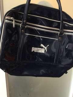 Puma duffle bag 1980s