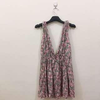 #20under Floral Summer Dress