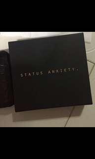 Status Anxiety Zip around wallet