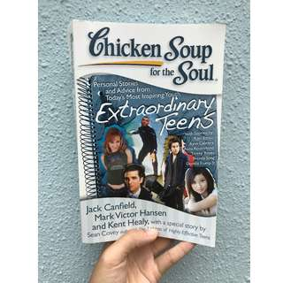 Chicken Soup for the Soul: Extraordinary Teens