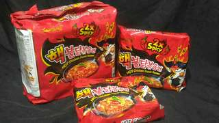 SAMYANG 2X HOT Chicken Flavor Ramen