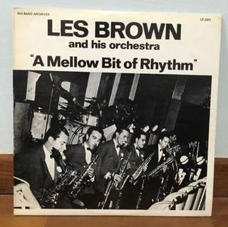 Les Brown and his Orchestra Vinyl Lp