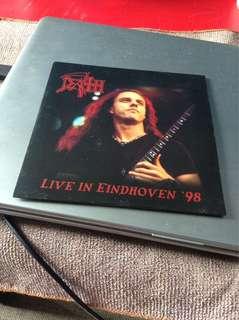 Death- live in Eindhoven '98 DVD