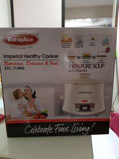 EuropAce Imperial Healthy Cooker