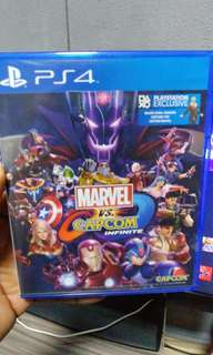 PS4 Marvel Vs Capcom 3 Infinite (Used)