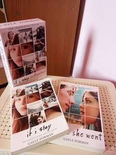 If I Stay COLLECTION (2 books)