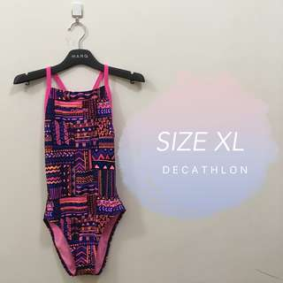 #20under Tribal Decathlon Swimming Suit