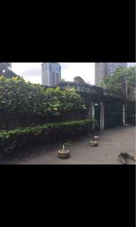 Rare house and lot Malate Manila wide frontage