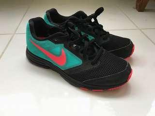 Nike Zoom Fly Shoes Black/Jade Women's Size 7