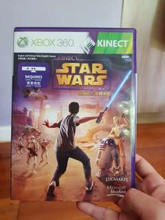 Star Wars Kinect for Xbox 360