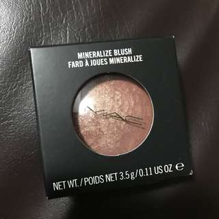 100% ORIGINAL MAC Mineralize Blush