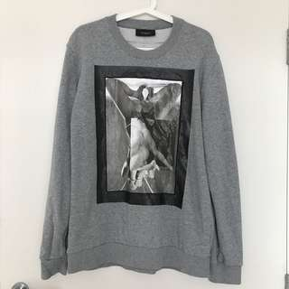 Givenchy limited edition sweatshirt