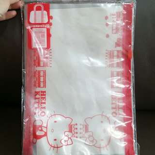 Hello Kitty A5 size file 1pack 3pcs