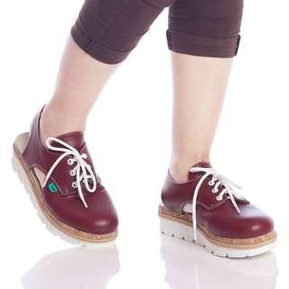 Kode SS Wedges sandal cewek original lee