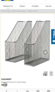 Ikea dokument magazine folder