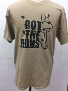 Got the Run tshirts