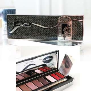 包速遞 📦限量版-LANCOME LA PALETTE 29 SMOKY EYES & OMBRE LIPS 6色眼影盒+3色唇膏
