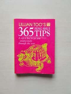 Lillian Too's 365 Feng Shui Tips