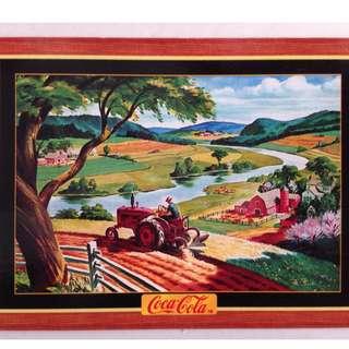 1995 Coca Cola Series 4 Base Card #388 - Our America Series - 1950