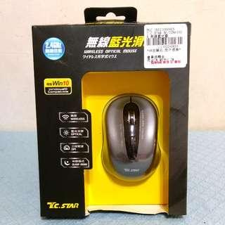 🚚 T.C.STAR TCN635 無線藍光滑鼠